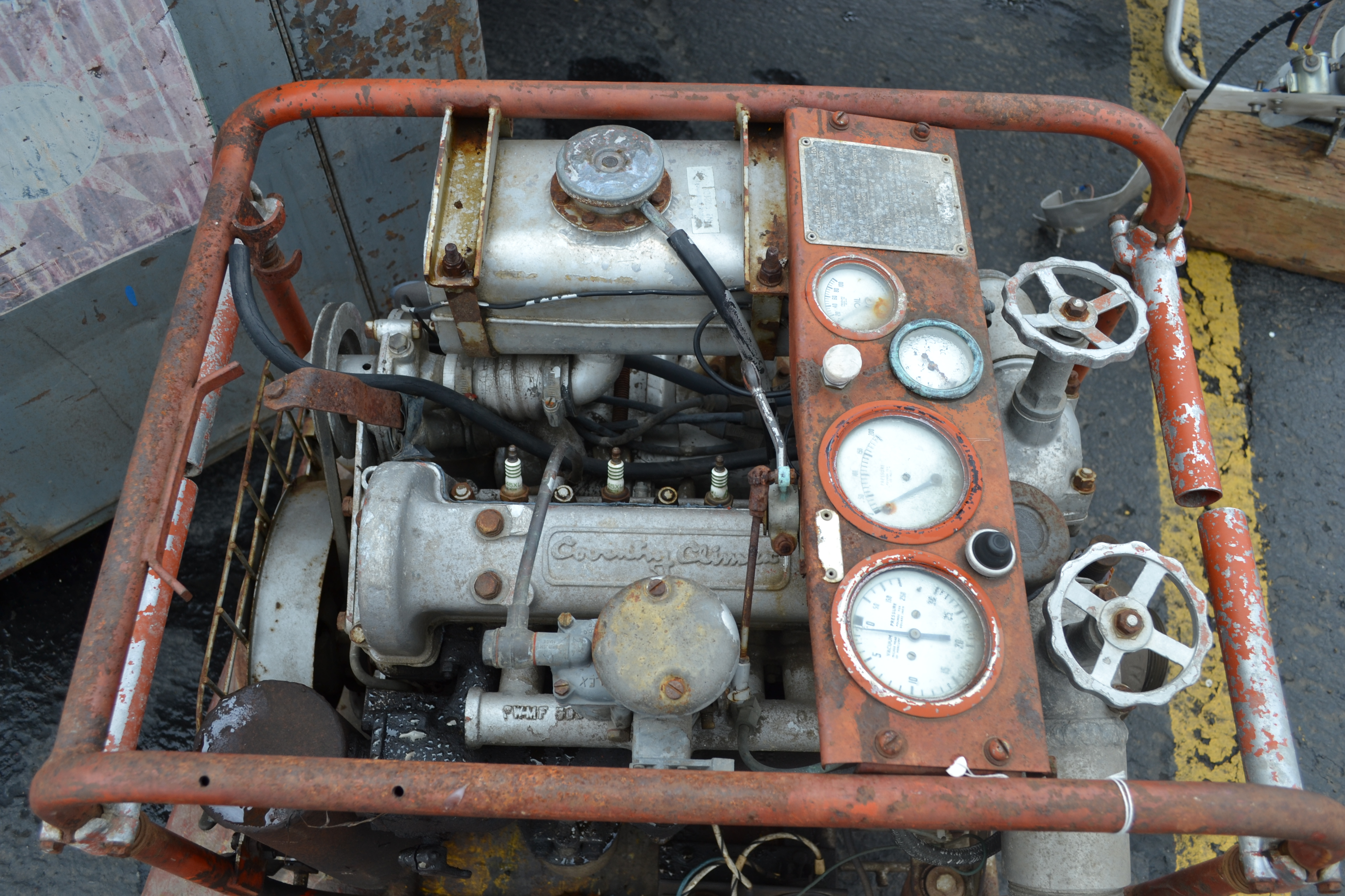 Seattle Car Auction >> Lucky Collector Car Auctions | Lot 117 – Coventry Climax ...