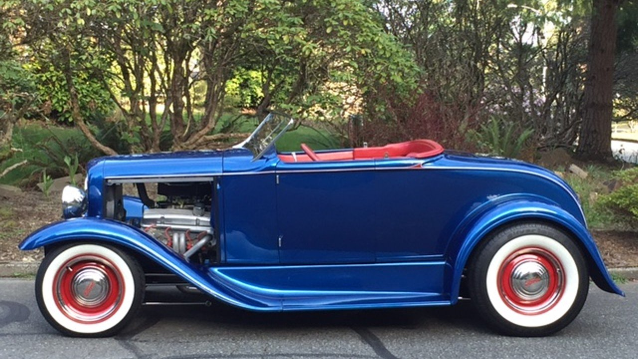 Lucky Collector Car Auctions | Lot 179 – 1930 Ford Model A Roadster