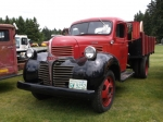 LOT 269 1947 Dodge Flatbed Dump Truck-4.JPG